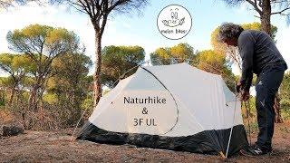 Naturehike 3F UL winter hybrid tent tienda hibrida Preview (Subtitles) 0f2e01af3dd33