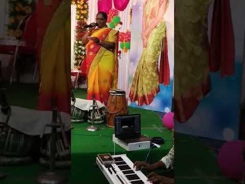 Virisina hrudayalaku Christian marriage song (Kakinada)