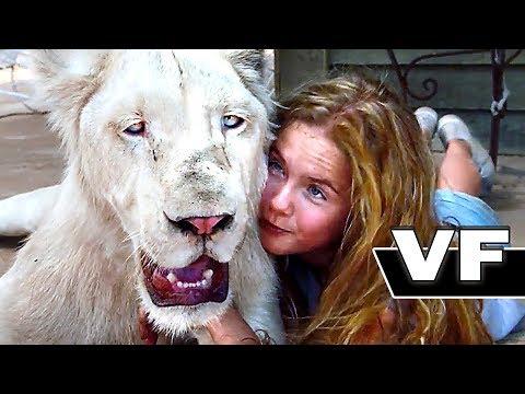 MIA ET LE LION BLANC Bande Annonce VF (2018) Famille