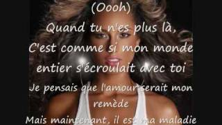 "Alicia keys "" Love is my disease "" (French Version) The Element Of Freedom"