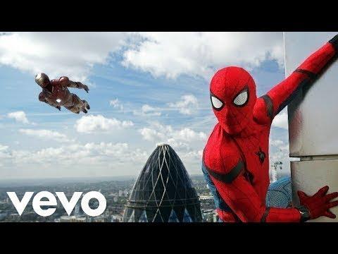 Spider-Man - Imagine Dragons Thunder Official Music video
