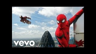 Spider Man   Imagine Dragons Thunder Official Music Video