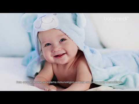 Cambiador de pañales BabyMedi® con ionizador Ion Hygienic®. Elimina los virus y las bacterias