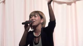 林道美有紀さん こきりこ節 くろべ舞い交流会2012