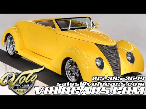 1937 Ford Custom (CC-1413154) for sale in Volo, Illinois