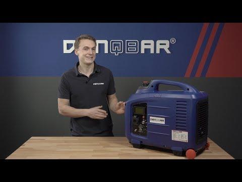 DENQBAR Inverter Stromerzeuger DQ-2800ER: von der Lieferung bis zum ersten Start