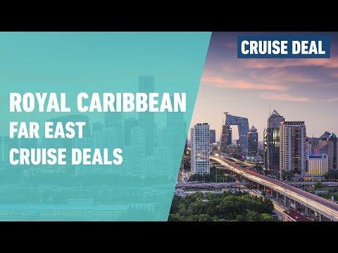 Far East Cruise Deals with Royal Caribbean | Iglu Cruise Deals