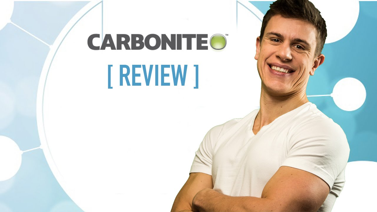 Carbonite Review 2016 – Is It The Right Cloud Backup For You?