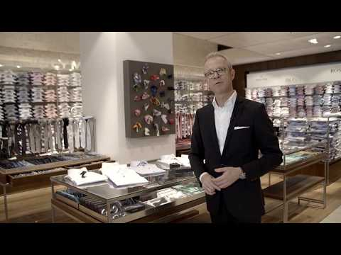 Dresscode - Das richtige Hemd   Knigge und Stiltrainer Michael Mayer