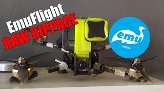 EmuFlight RAW RIPPAGE - GoPro Hero9 #NoStab - FPV Drone Freestyle
