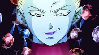 Whis & The Angels of Dragon Ball