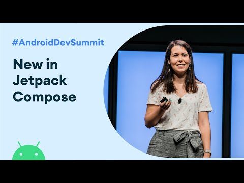 What's New in Jetpack Compose (Android Dev Summit '19)