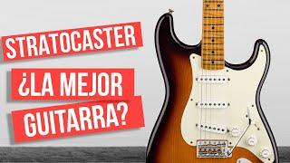 STRATOCASTER: ¿Es LA MEJOR GUITARRA De Todos Los Tiempos? Historia De La Fender Stratocaster