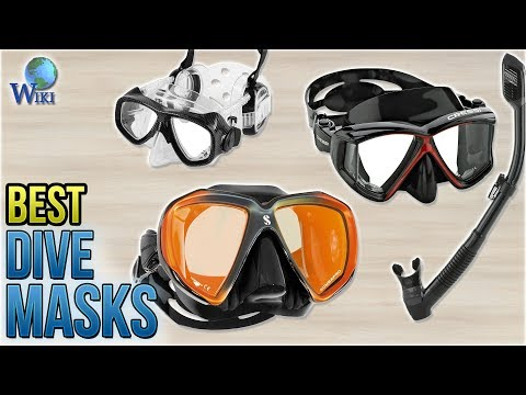 10 Best Dive Masks 2018