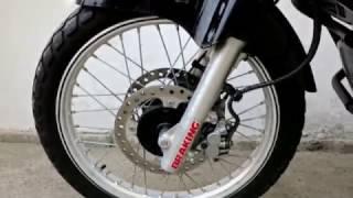 Honda Transalp 650cc AN2002 52CP