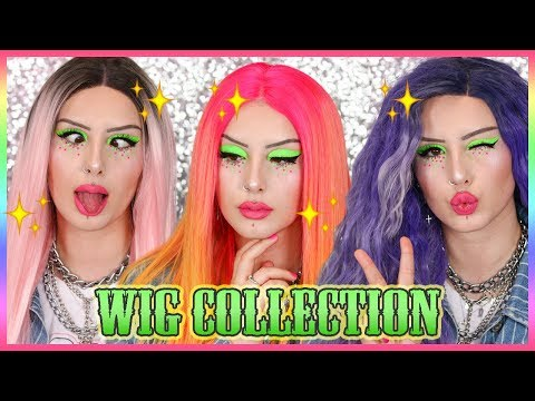MY WIG COLLECTION | Toutes mes Perruques Lace Front 💁🏼