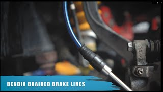 Should you put braided brake lines on your 4WD?