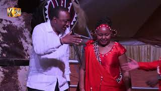 Yes i do: Waiguru weds Kamotho