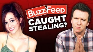 HUGE BuzzFeed Plagiarism Controversy Causes Outrage, But Is There More To It?...