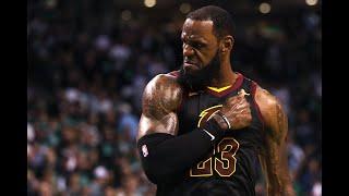Cavaliers vs. Celtics 2018 ECF Game 7 Final 2 Minutes