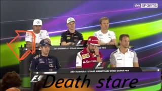 Funny Moments In F1 Press Conferences