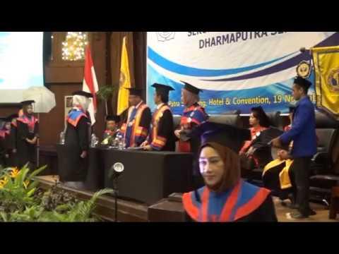 Wisuda STIE Dharmaputra 2018 Part 4