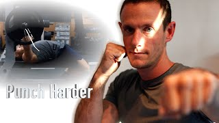 Jeff Nippard - Accidental Martial Artist   How to Increase Punching Power