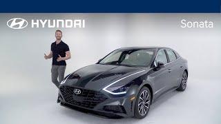 YouTube Video dtr7P7D0lZY for Product Hyundai Sonata & Sonata Hybrid Mid-Size Sedan (8th-gen, DN8, 2020) by Company Hyundai Motor Company in Industry Cars