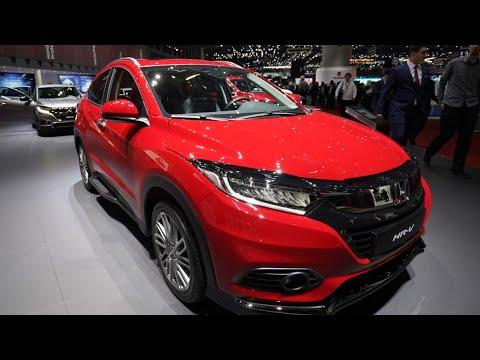Motoroctane Youtube Video - Honda HRV - Creta competition SUV Walkaround | Hindi | MotorOctane