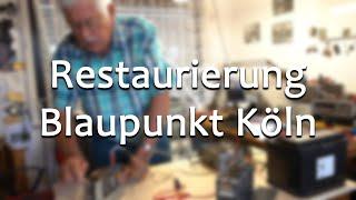 Restaurierung eines Blaupunkt Köln Autoradios || Meister Jambo