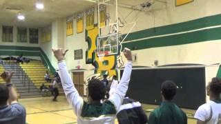 Harrison Bonner Dunk, Long Beach Poly vs Jordan