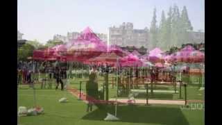 preview picture of video '2012年中华人民共和国安徽省安庆市初中毕业升学体育考试(使用UOSIM设备)'