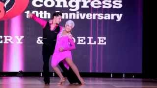 Nery Garcia & Adele Smith at Orlando Salsa Congress