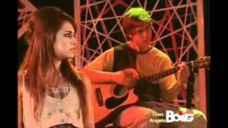 Teen Angels 2 - Mar e Thiago Cantano Hay Un Lugar e Nena