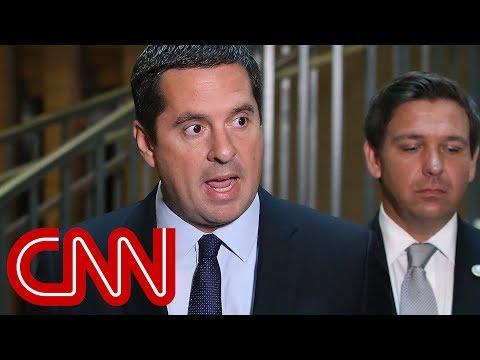 FBI: Nunes won't reveal FISA memo alleging surveillance abuse