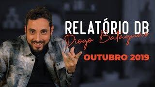 RELATÓRIO DB - OUTUBRO 2019