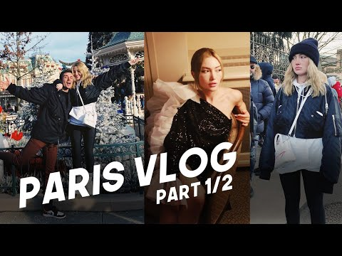 PARİS VLOG PART I | YILBAŞI ÖZEL