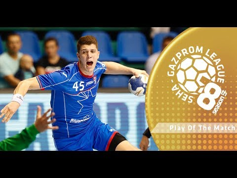 Play of the match: Darko Djukic (Meshkov Brest vs Vojvodina)