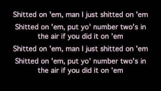 Nicki Minaj - DID IT ON' EM -Pink Friday- lyrics