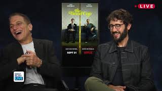 THE GOOD COP: Interview With Tony Danza and Josh Groban