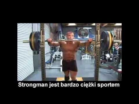 Trening mięśni piersiowych Phil Heath