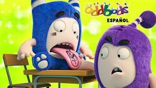 Regreso a Clases - Oddbods   Caricaturas Graciosas para Niños