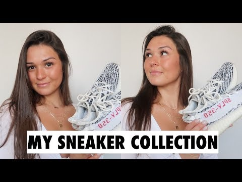 MY SNEAKER COLLECTION 2018 | Maggie MacDonald Mp3