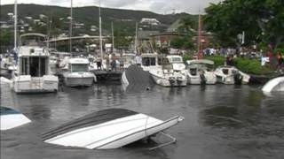 preview picture of video 'Tsunami 26 Decembre 2004 Saint Gilles Les Bains'