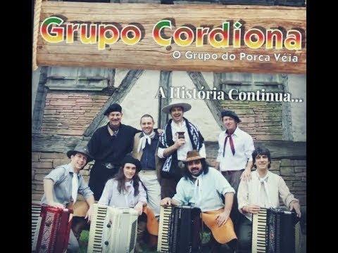 """""""O NOVO CD"""" - DO GRUPO CORDIONA""""   A HISTÓRIA CONTINUA 2017"""