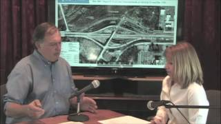 VDOT's Susan Hammond Talks About Low Moor Exit Project