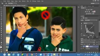 Photoshop cs6 montage & retouch photo