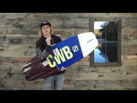 2017 CWB Pure Wakeboard – Review – The-House.com