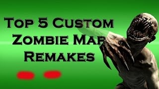top 5 custom zombie maps - Free video search site - Findclip