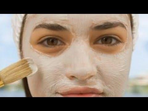 Maschera per sollevamento di faccia solubile